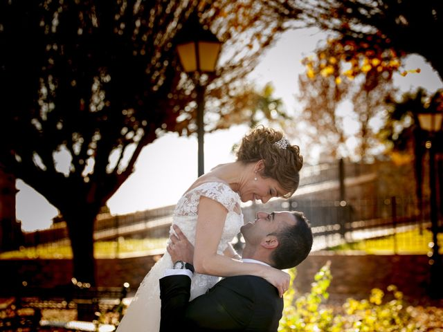 La boda de Luis y Caty en Membrilla, Ciudad Real 34