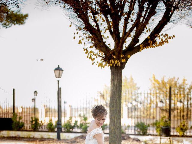 La boda de Luis y Caty en Membrilla, Ciudad Real 35