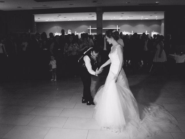 La boda de Luis y Caty en Membrilla, Ciudad Real 40