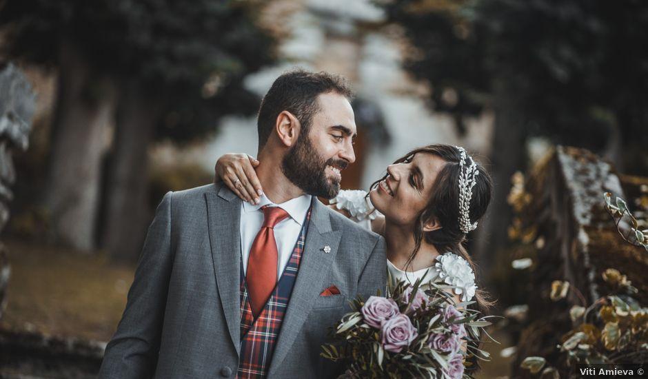 La boda de Diego y Rocio en Salas, Asturias