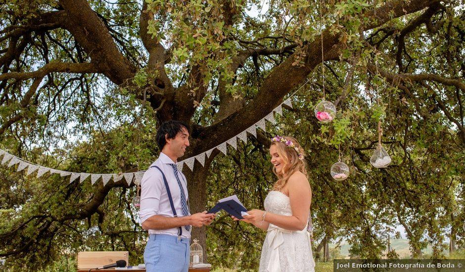 La boda de Jeroen y Nicky en La Joya Nogales, Málaga