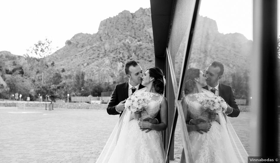 La boda de Francis y Rocio en Archena, Murcia