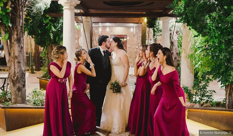 La boda de Rubén y Flor en Puertollano, Ciudad Real