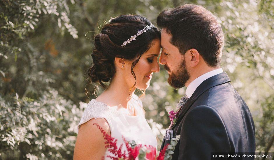 La boda de Christel y Guille en Castelladral, Barcelona