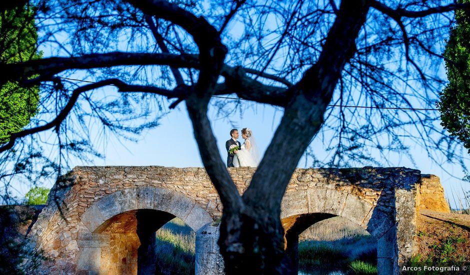 La boda de Luis y Caty en Membrilla, Ciudad Real