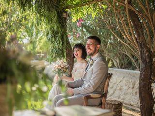 La boda de Adina y Darius 1