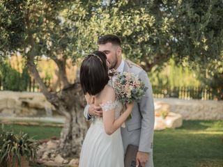 La boda de Adina y Darius