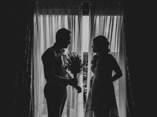 La boda de Jezabel y Luis