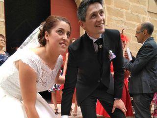 La boda de Cristina Rambla y Daniel Carreras 2