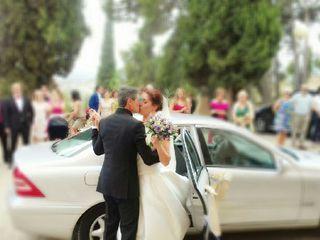 La boda de Cristina Rambla y Daniel Carreras 3