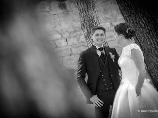 La boda de Cristina Rambla y Daniel Carreras