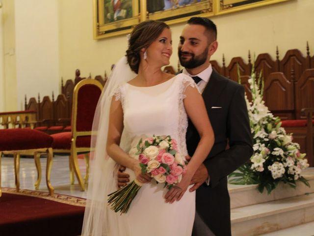 La boda de Juan y Reyes en Martos, Jaén 1