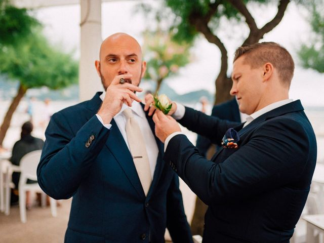 La boda de Michael y Zara en Donostia-San Sebastián, Guipúzcoa 26