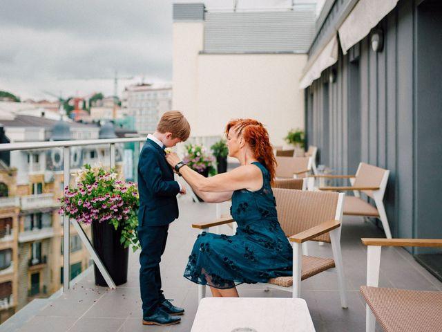La boda de Michael y Zara en Donostia-San Sebastián, Guipúzcoa 29