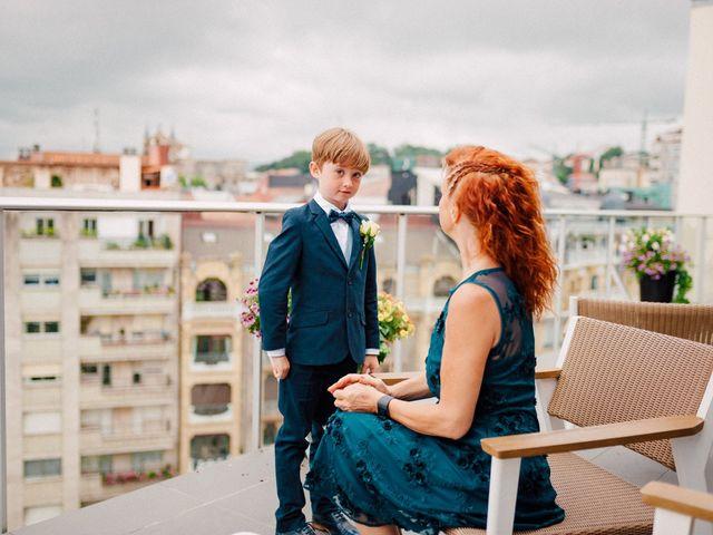 La boda de Michael y Zara en Donostia-San Sebastián, Guipúzcoa 30
