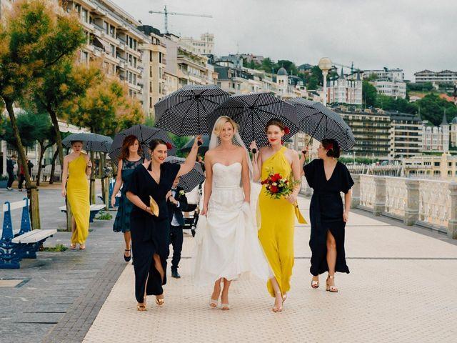 La boda de Michael y Zara en Donostia-San Sebastián, Guipúzcoa 37