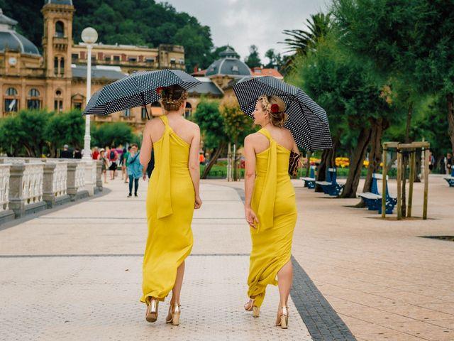 La boda de Michael y Zara en Donostia-San Sebastián, Guipúzcoa 39