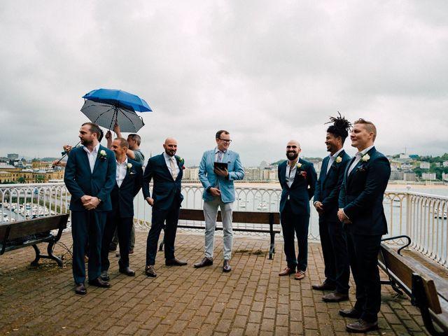 La boda de Michael y Zara en Donostia-San Sebastián, Guipúzcoa 43
