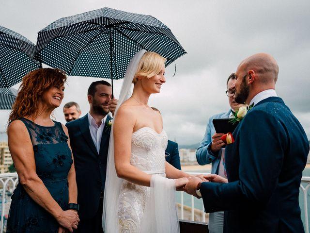 La boda de Michael y Zara en Donostia-San Sebastián, Guipúzcoa 47