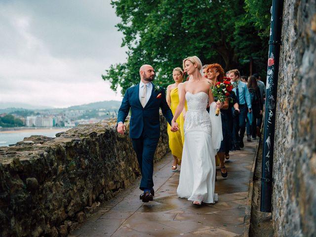 La boda de Michael y Zara en Donostia-San Sebastián, Guipúzcoa 57