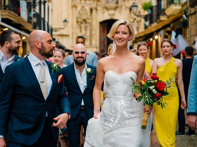 La boda de Michael y Zara en Donostia-San Sebastián, Guipúzcoa 1