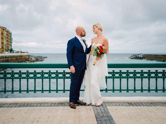La boda de Michael y Zara en Donostia-San Sebastián, Guipúzcoa 2