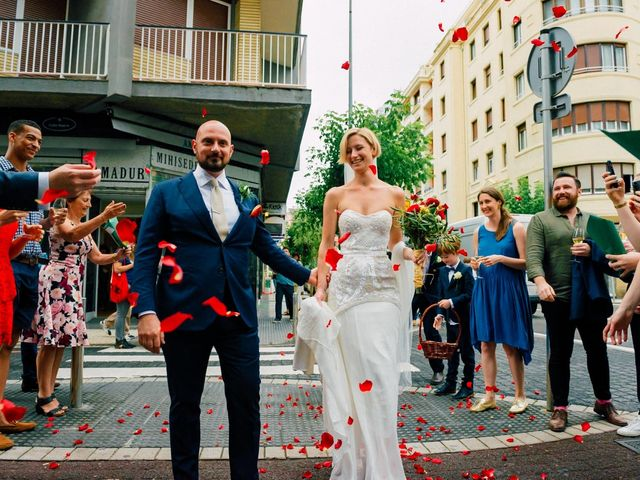 La boda de Michael y Zara en Donostia-San Sebastián, Guipúzcoa 60
