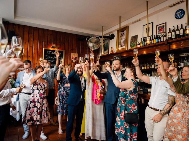 La boda de Michael y Zara en Donostia-San Sebastián, Guipúzcoa 63