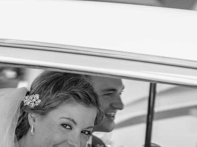 La boda de Alicia y Borja
