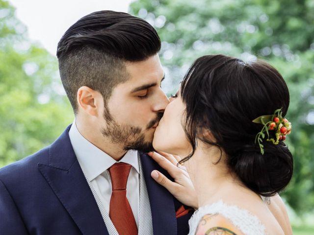 La boda de Verónica y Juan