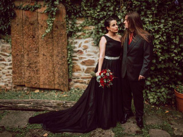 La boda de Bárbara  y Jorge