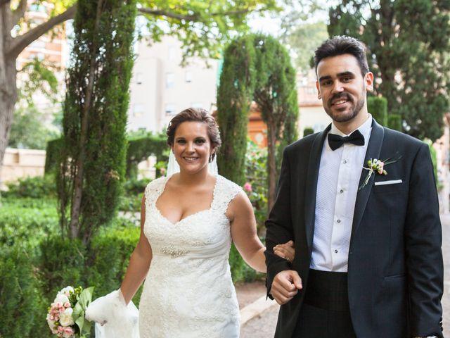 La boda de Víctor y Marta en Manises, Valencia 1