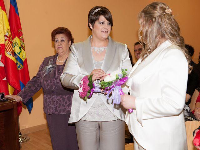 La boda de Sonia y Ana en Fuenlabrada, Madrid 5