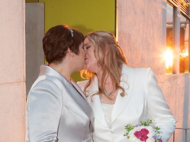 La boda de Sonia y Ana en Fuenlabrada, Madrid 28