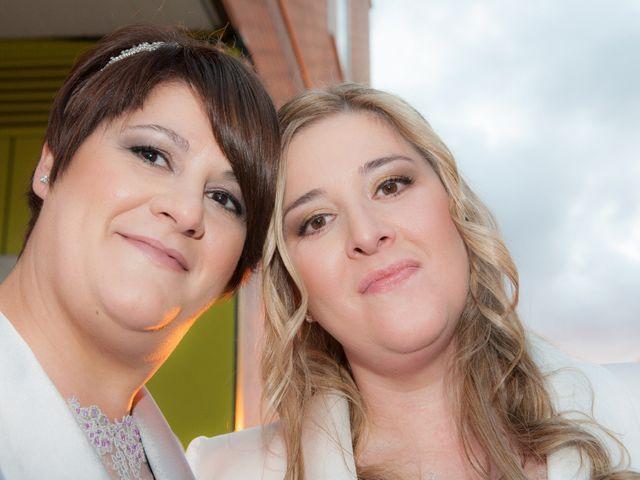 La boda de Ana y Sonia