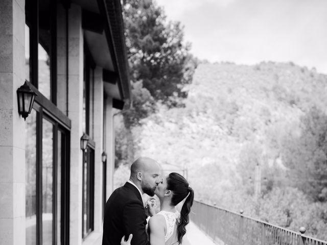 La boda de Xisco y Antònia en Orient, Islas Baleares 2