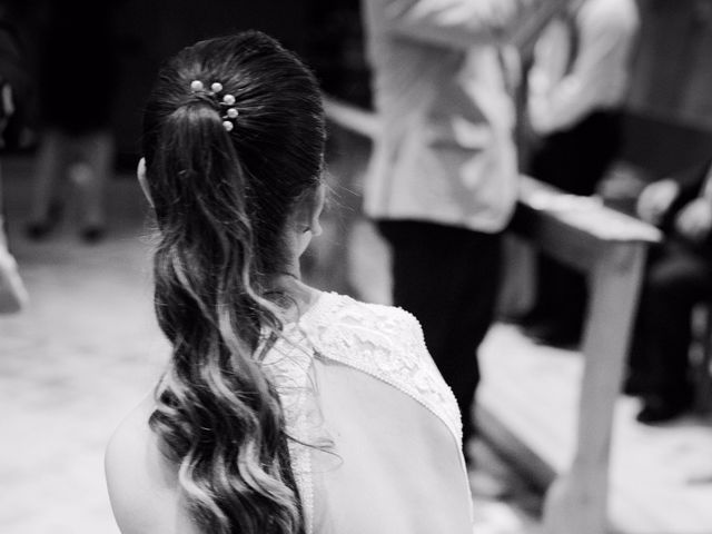 La boda de Xisco y Antònia en Orient, Islas Baleares 5