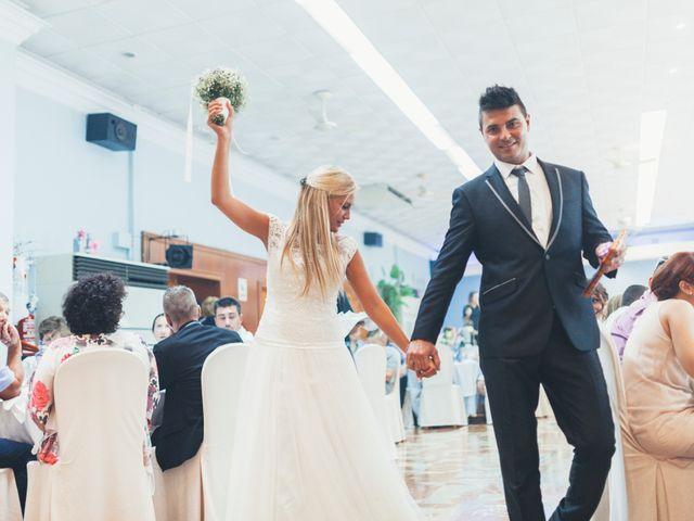La boda de Montse y Ximo