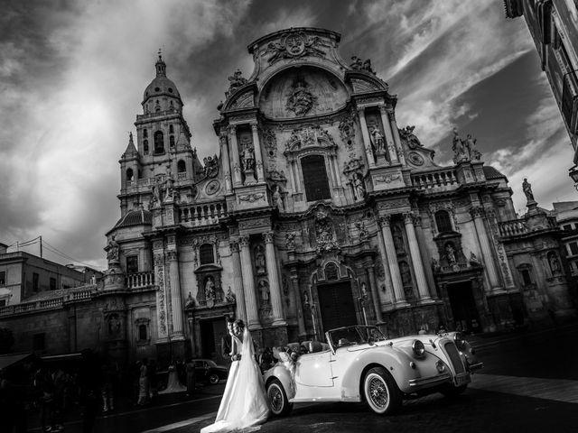 La boda de Fran y Manoli en Murcia, Murcia 17