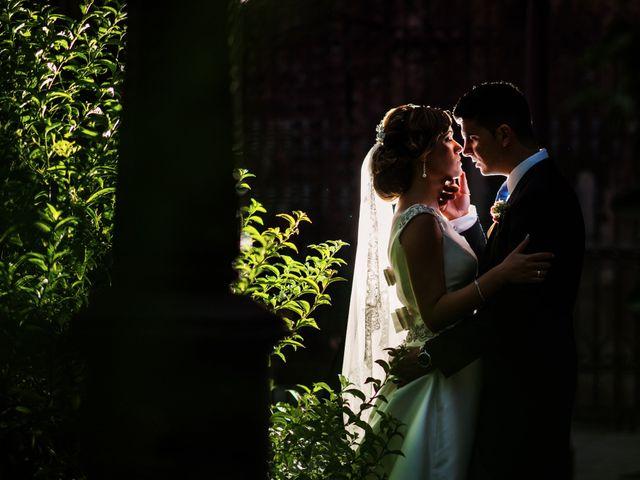 La boda de Manoli y Fran
