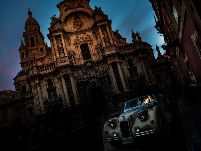 La boda de Fran y Manoli en Murcia, Murcia 20