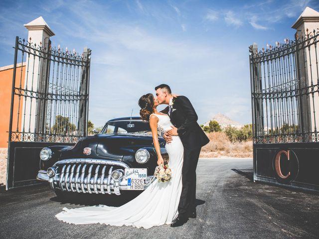 La boda de Yolanda y Sergio