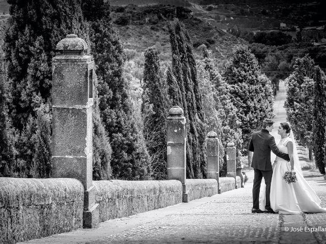 La boda de Daniel Carreras y Cristina Rambla en Alcorisa, Teruel 2