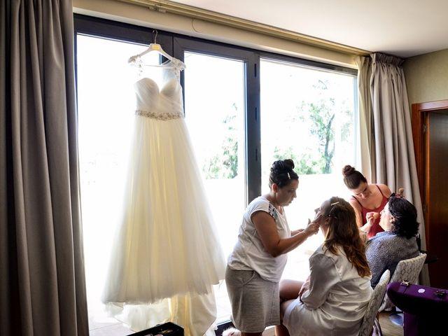 La boda de Jose y Tamara en Salteras, Sevilla 3