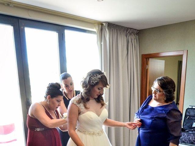 La boda de Jose y Tamara en Salteras, Sevilla 18