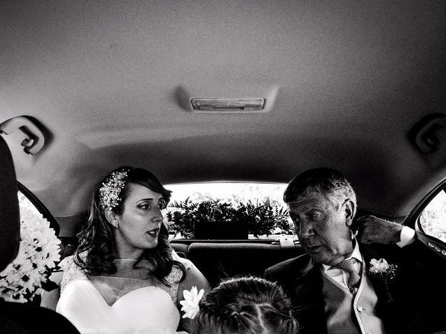 La boda de Jose y Tamara en Salteras, Sevilla 22