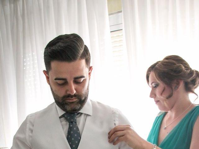La boda de Jose y Tamara en Salteras, Sevilla 30