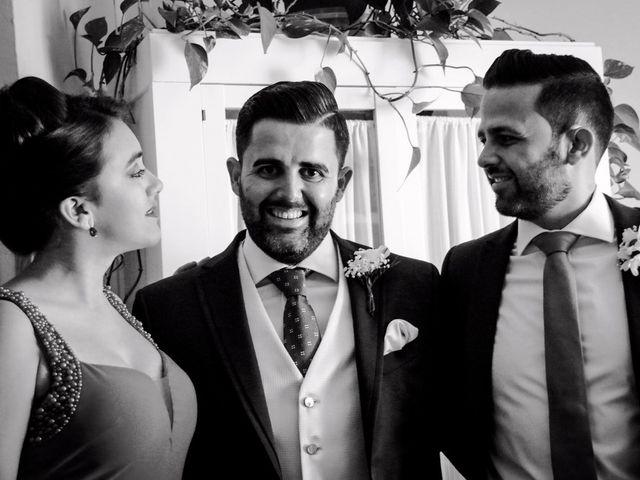 La boda de Jose y Tamara en Salteras, Sevilla 34