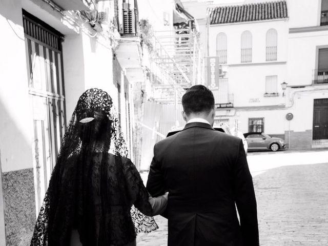 La boda de Jose y Tamara en Salteras, Sevilla 35