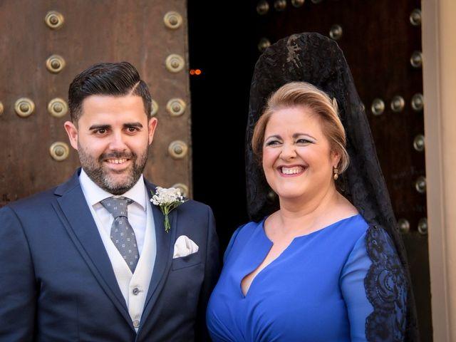 La boda de Jose y Tamara en Salteras, Sevilla 36